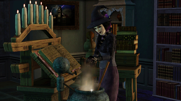 The Sims 3: Supernatural screenshot