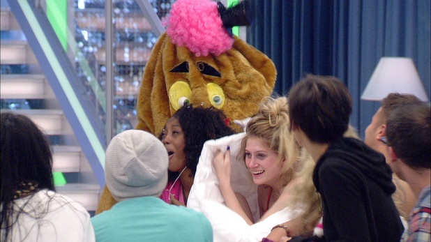 Big Brother 2012 Day 8: The housemates.