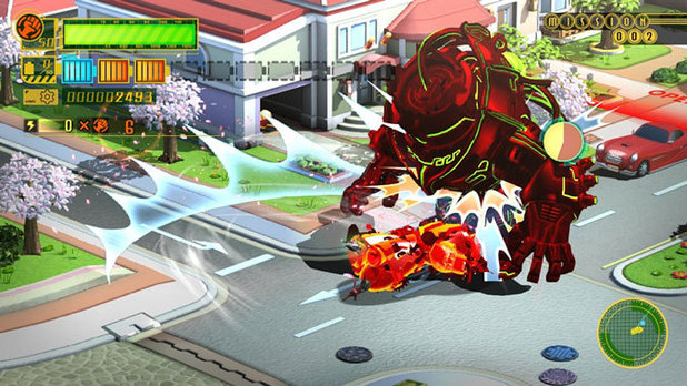 'Project P-100' Wii U screenshot