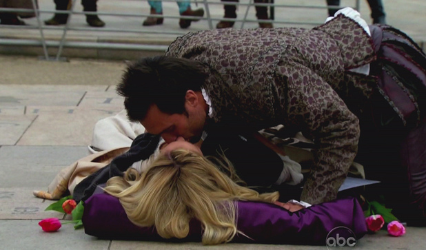 The Bachelorette S08E05: Emily Maynard and Ryan
