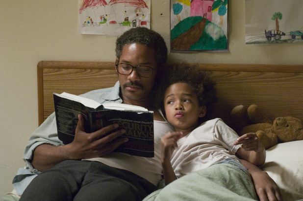 Will Smith in 'The Pursuit of Happyness'