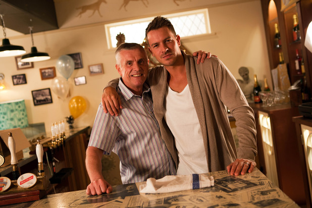 Ashley Taylor Dawson and Jimmy McKenna