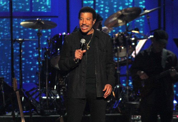 Lionel Richie - ACM Presents: Lionel Richie and Friends in Concert - April 2012