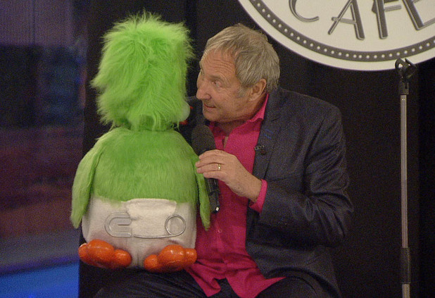 Big Brother 2012 Day 8: Keith Harris and Orville!