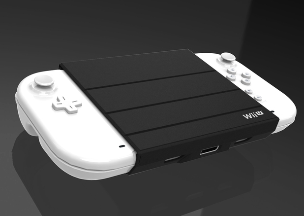 Mad Catz Wii U accessories: Smart Cover