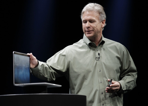Apple WWDC 2012: Phil Schiller speaks about the new MacBook Pro.