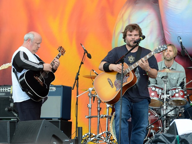 Download Festival 2012 at Donington Park: Tenacious D