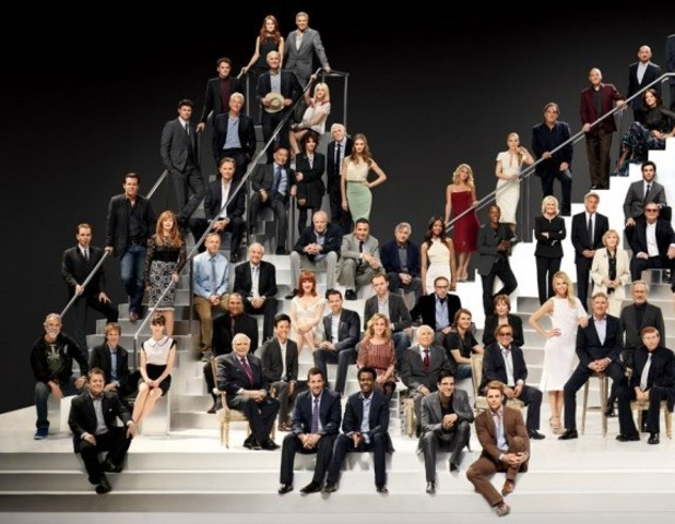 Vanity Fair Paramount Pictures 100th Anniversary picture