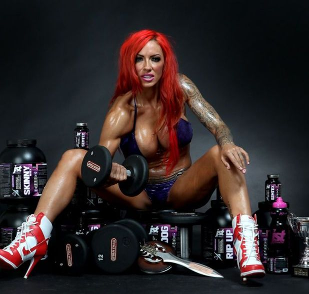 Jodie Marsh 'Just Jodie' Range