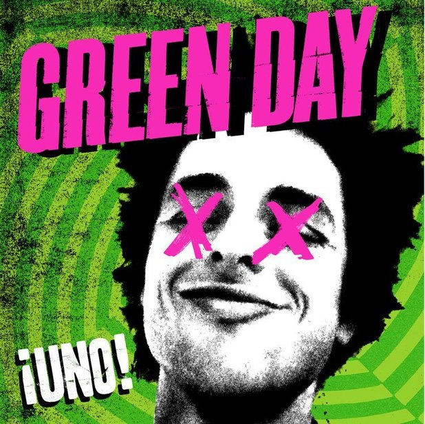 Green Day ¡Uno! cover