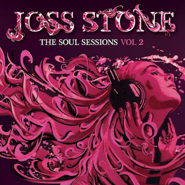 Joss Stone 'The Soul Sessions Vol. 2' artwork.