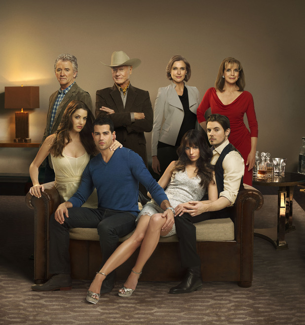 Dallas is back on TNT: First Look