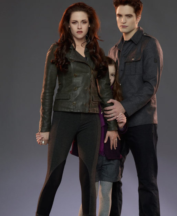 'Twilight' first look at Renesmee