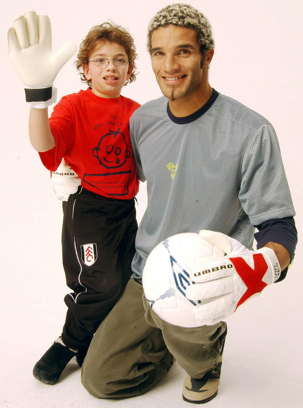 Birthday Honours List: David James