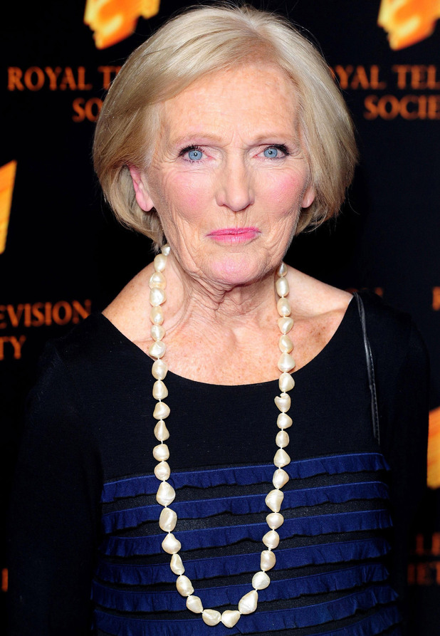 Birthday Honours List: Mary Berry