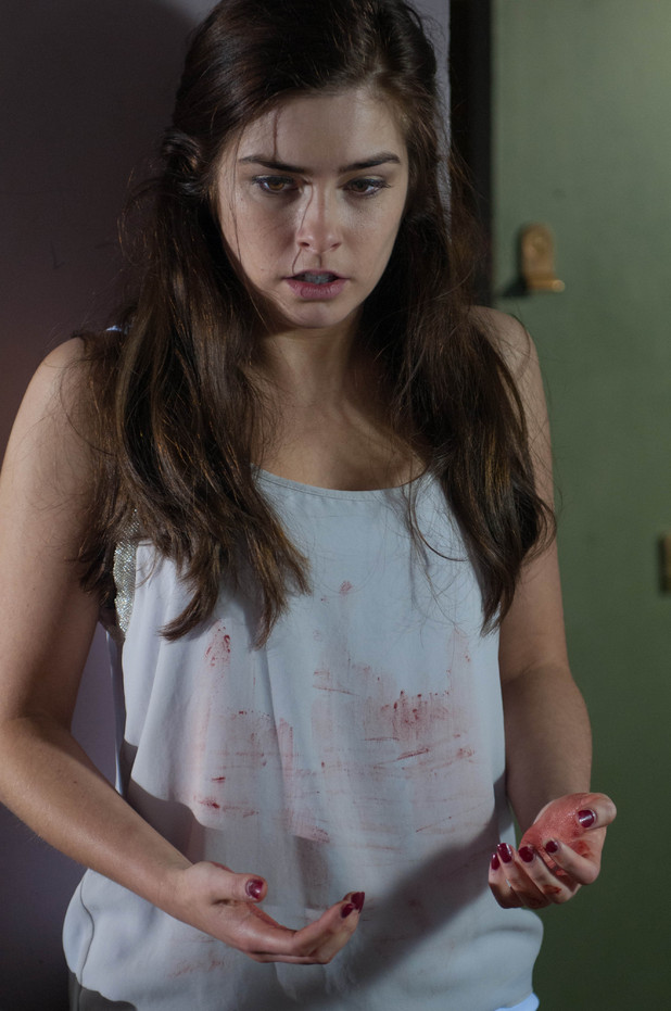 Mitzeee Minniver has blood on her hands