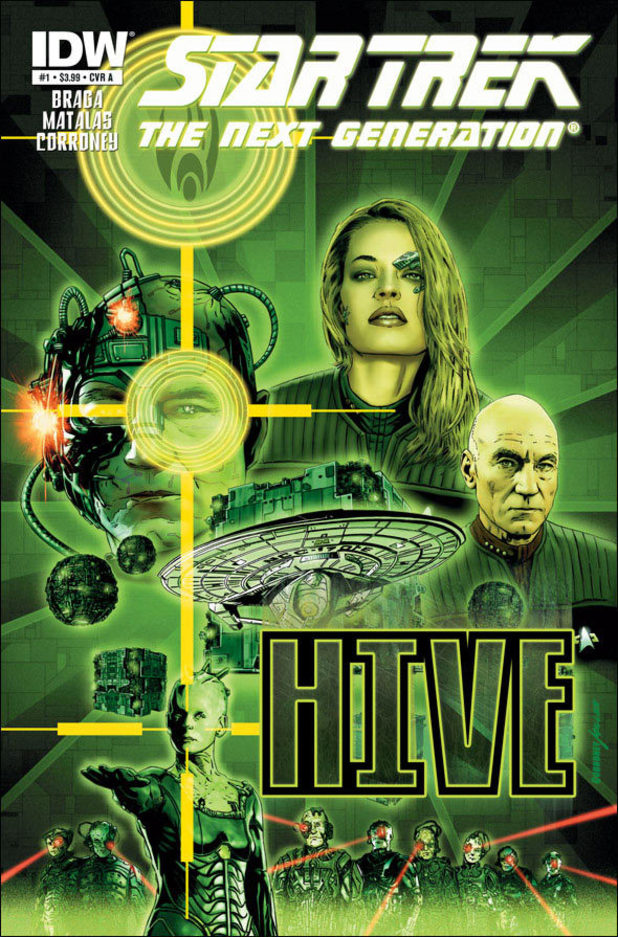 Star Trek The Next Generation the Hive