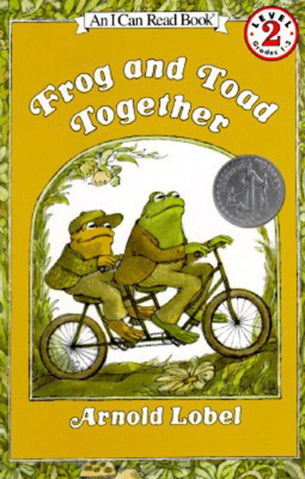 'Frog and Toad' cover