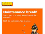 Habbo web screenshot