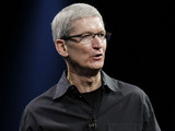 Apple WWDC 2012: Apple CEO Tim Cook speaks at the Apple Developers Conference.