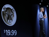 Apple WWDC 2012: Apple's Craig Federighi talks about the new Mountain Lion for Macs.