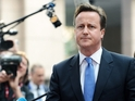 David Cameron will ask members to vote for a royal charter model.