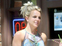 Britney Spears was taken aback by the man's rendition of her song 'Crazy'.
