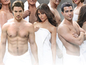 Jesse Metcalfe and Josh Henderson in nothing but towels? Ride 'em cowboys!