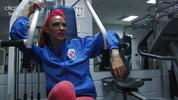 Jodie Marsh plays 'fit or not' with Digital Spy: Simon Cowell, Frankie Cocozza more
