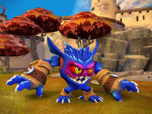 &#39;Skylanders Giants&#39; screenshot