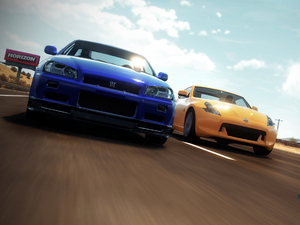 'Forza Horizon' screenshot