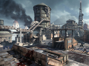 'Gears of War: Judgment' screenshot