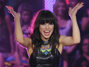 Carly Rae Jepsen MMVA 2012 (Much Music Video Awards) at the MuchMusic HQ - Show Toronto, Canada
