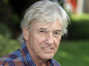 Dutch film director, screenwriter and producer Paul Verhoeven