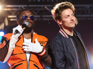 BBC Radio 1&#39;s Hackney Weekend: will.i.am and Tyler James