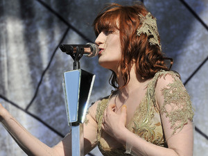 BBC Radio 1&#39;s Hackney Weekend Day 2: Florence Welch