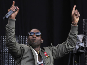 BBC Radio 1&#39;s Hackney Weekend Day 2: Tinie Tempah