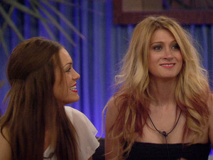 Big Brother Day 16: Sara and Ashleigh