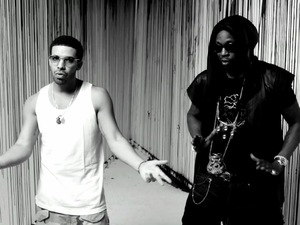 2 Chainz, Drake 'No Lie' music video.