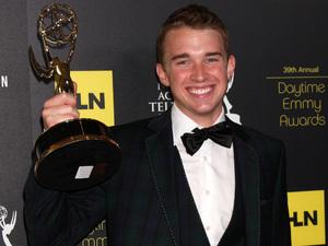 39th Daytime Emmy Awards - Chandler Massey