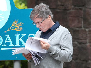 Jeff Rawle returns to Hollyoaks