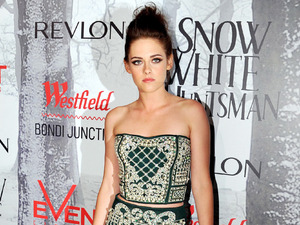 Kristen Stewart Australian premiere of 'Snow White and the Huntsman' at Event Cinemas Bondi Junction - Arrivals Sydney, Australia