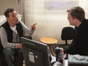 Lloyd meets with Steve and informs him that the bank have given him a loan to buy back into Streetcars