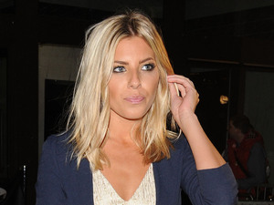 Mollie King Sir Richard Branson's Pre-Wimbledon Party held at The Roof Gardens - Outside departures. London