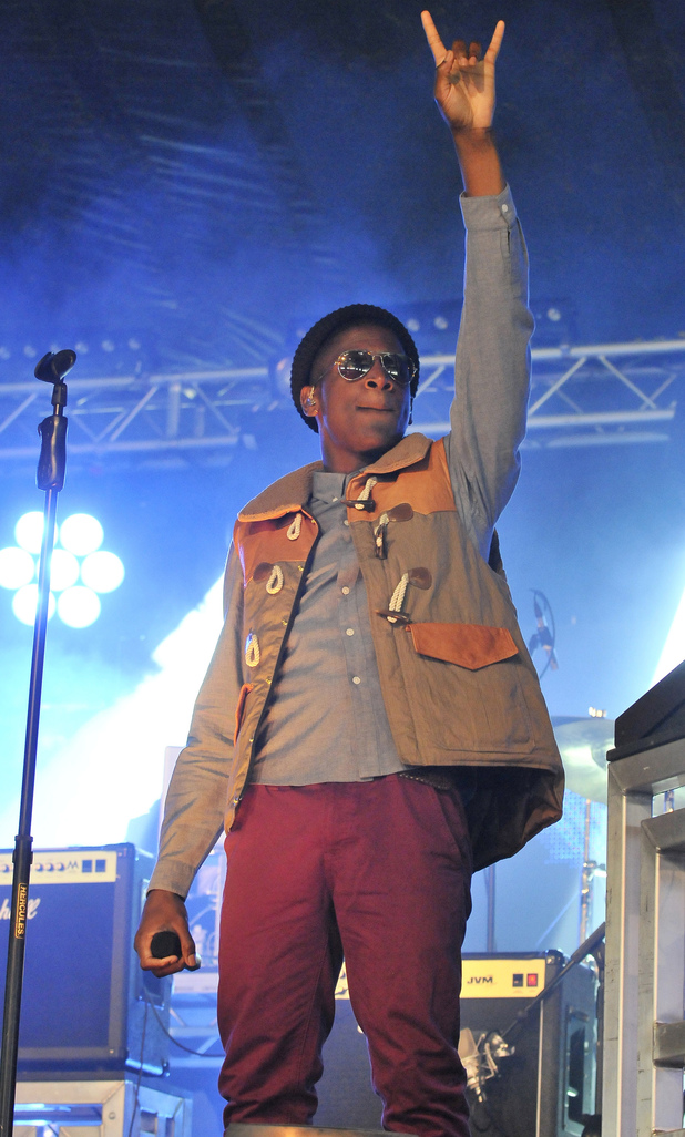 BBC Radio 1's Hackney Weekend Day 2: Labrinth