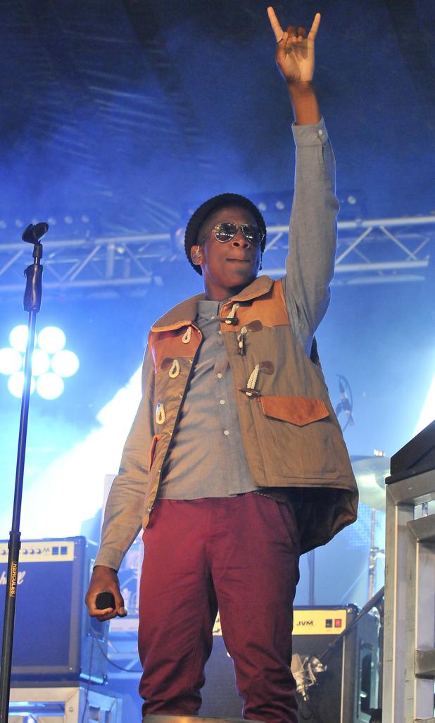BBC Radio 1's Hackney Weekend Day 2: Labrinth
