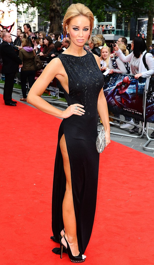 The Amazing Spider-Man Premiere: Lauren Pope