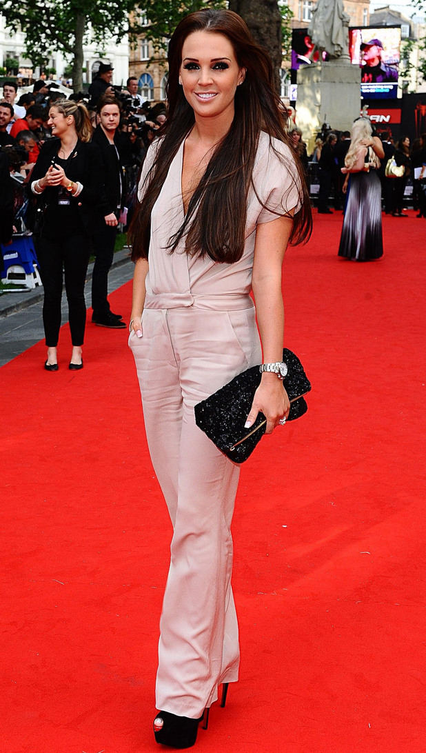The Amazing Spider-Man Premiere: Danielle Lloyd