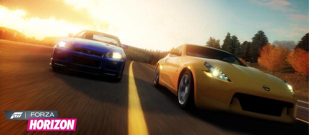 'Forza Horizon' screenshot