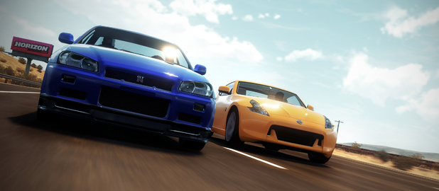 &#39;Forza Horizon&#39; screenshot